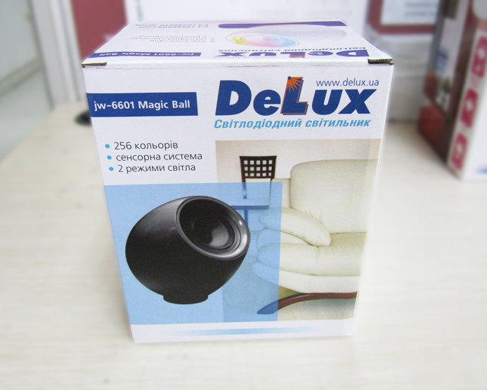 DELUX LED BALL